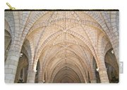Vaulted Ceiling And Arches Carry-all Pouch