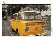 Vdub In Orange  Carry-all Pouch