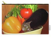 Vegetable Bowl Carry-all Pouch