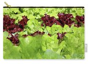 Vegetable Garden  Carry-all Pouch