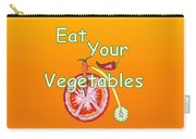 Vegetable Kitchen Decor Carry-all Pouch