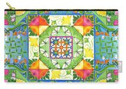 Vegetable Patchwork Carry-all Pouch