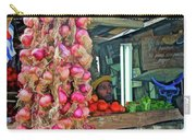 Vegetable Stand 2 Carry-all Pouch