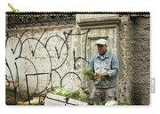 Vegetable Vendor Havana Cuba Carry-all Pouch