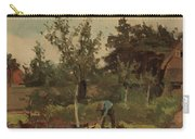 Vegetable, Willem Witsen, 1885 - 1922 Carry-all Pouch