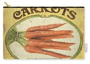 Veggie Seed Pack 4 Carry-all Pouch by Debbie DeWitt
