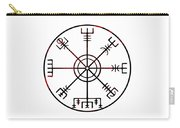 Vegvisir Icelandic Stave Carry-all Pouch