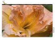 Veiled Mother Of Ivory Iris Carry-all Pouch