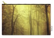 Veiled Trees Carry-all Pouch