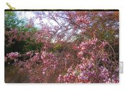Vekol Wash Desert Ironwood In Bloom Carry-all Pouch
