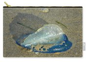 Velella With Shadow Carry-all Pouch