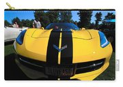 Velocity Yellow Carry-all Pouch