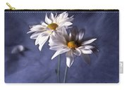 Velvet Daisies Carry-all Pouch