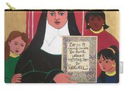 Ven. Catherine Mcauley - Mmvcm Carry-all Pouch