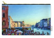 Venetian Afternoon I Carry-all Pouch