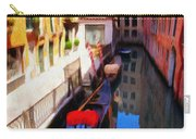 Venetian Canal Carry-all Pouch by Jeff Kolker