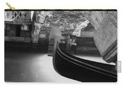Venetian Daily Scene Carry-all Pouch