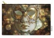 Venetian Golden Mask Carry-all Pouch