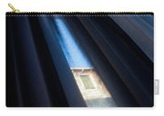Venetian Square Carry-all Pouch by Dave Bowman