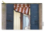 Venetian Windows Shutter Carry-all Pouch