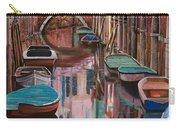 Venezia A Colori Carry-all Pouch by Guido Borelli