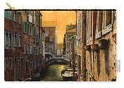 Venezia Al Tramonto Carry-all Pouch