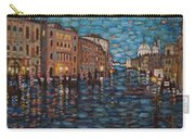 Venice At Night Carry-all Pouch