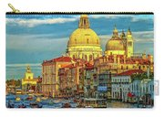 Venice Basilica Carry-all Pouch