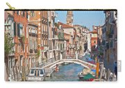 Venice Canaletto Bridging Carry-all Pouch