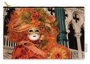 Venice Carnival Mask Italy Carry-all Pouch
