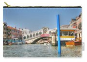 Venice Channelssssss Carry-all Pouch