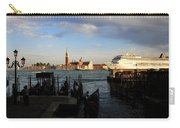 Venice Cruise Ship Carry-all Pouch