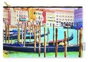 Venice Gondolas Carry-all Pouch