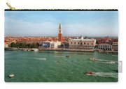 Venice Grand Canal And St Mark's Campanile Carry-all Pouch