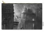 Venice, Grand Canal, C1905.  Carry-all Pouch