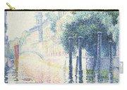 Venice Carry-all Pouch by Henri-Edmond Cross