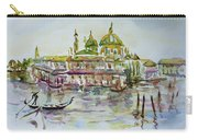 Venice Impression Iv Carry-all Pouch