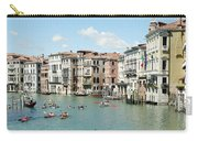 Venice In Colors Carry-all Pouch