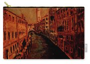 Venice In Golden Sunlight Carry-all Pouch