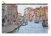 Venice In Pastel  Carry-all Pouch