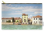 Venice In Summer  Carry-all Pouch