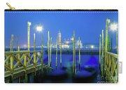Venice Lagoon At Dusk Carry-all Pouch