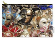 Venice Masks Carry-all Pouch