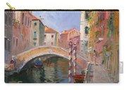 Venice Ponte Vendrraria Carry-all Pouch