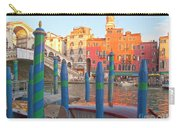 Venice Rialto Bridge Carry-all Pouch