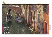 Venice Ride With Gondola Carry-all Pouch