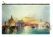 Venice Carry-all Pouch by Thomas Moran