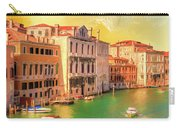 Venice Water Taxis Carry-all Pouch