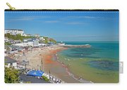Ventnor Beach And Seafront Carry-all Pouch