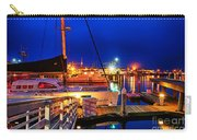 Ventura Harbor At Night Carry-all Pouch